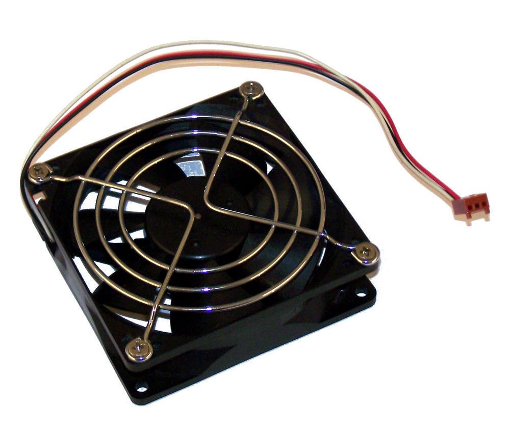 Compaq 282317-001 D310DT Desktop Case Fan 12VDC 0.27A   Nidec TA350DC Thumbnail 1