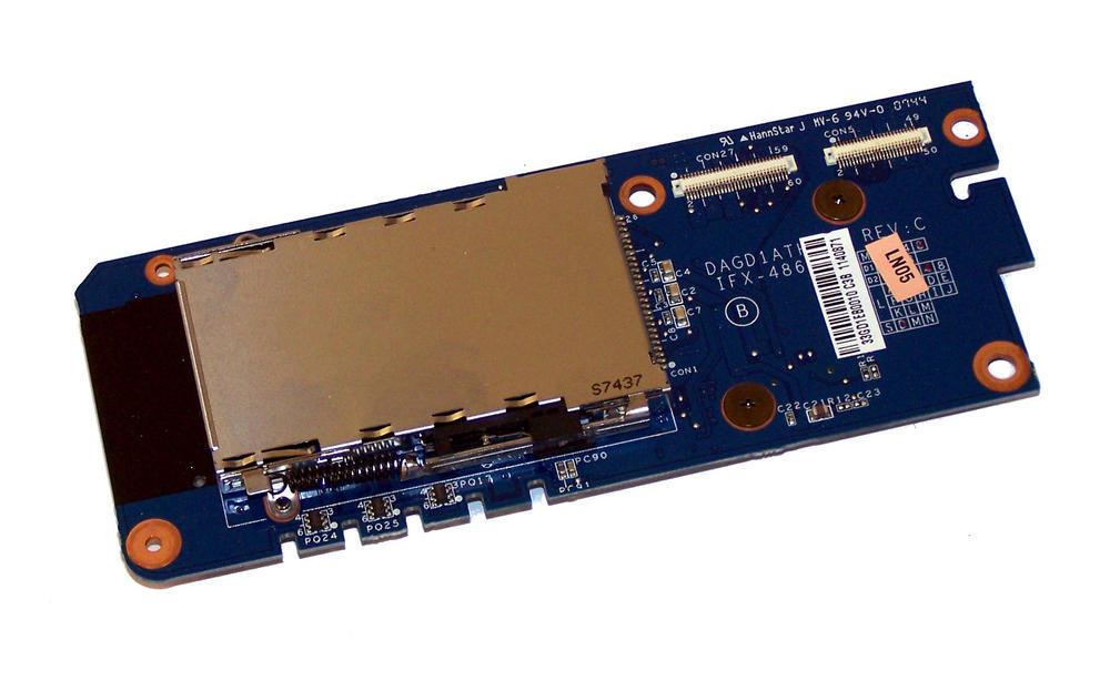 Sony DAGD1ATH8C0 Vaio PCG-5J5M EXpresscard and Memory Card Board | IFX-486A Thumbnail 1