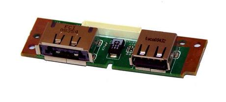 Acer 48.4Z404.011 Extensa 5630 Rear Homa USB Ports Thumbnail 1