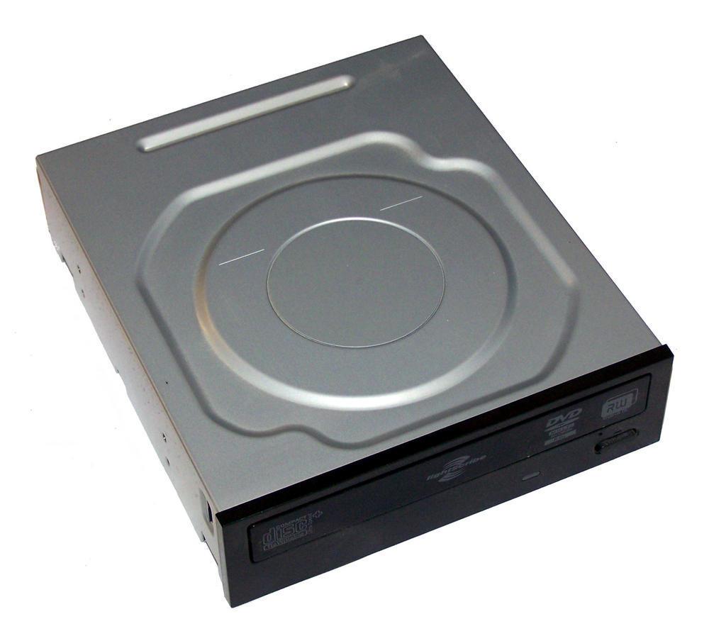 HP 575781-501 Black Bezel SATA H/H DVD DL Recorder | DH-16AAL SPS 615646-001