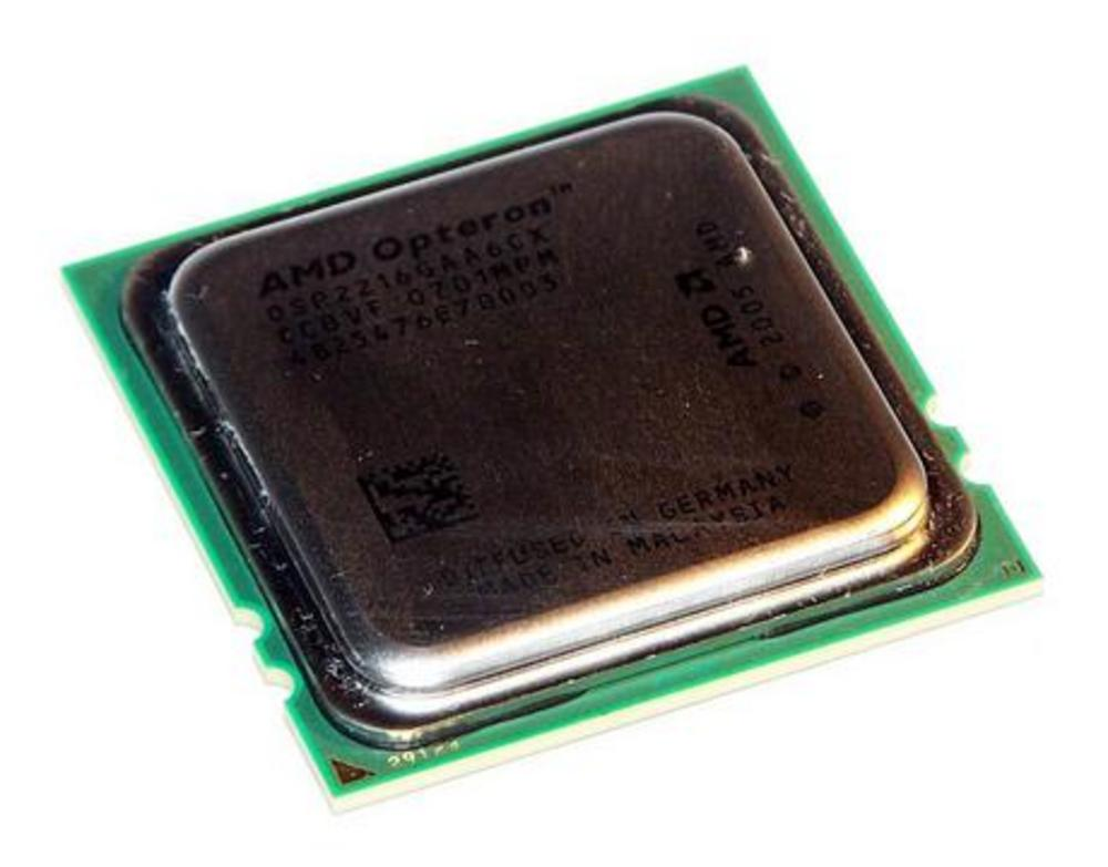 AMD OSP2216GAA6CX 2.4GHz Opteron 2216 HE Dual Core Socket F Processor