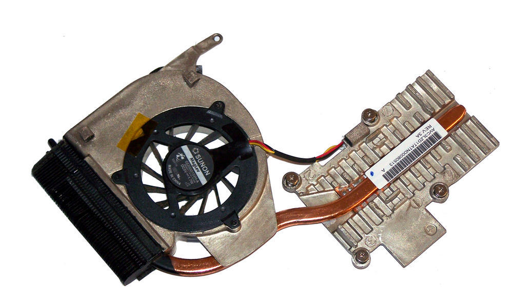 Acer 3LZD1TATND00 Aspire 5920 Heatsink and Fan Assembly
