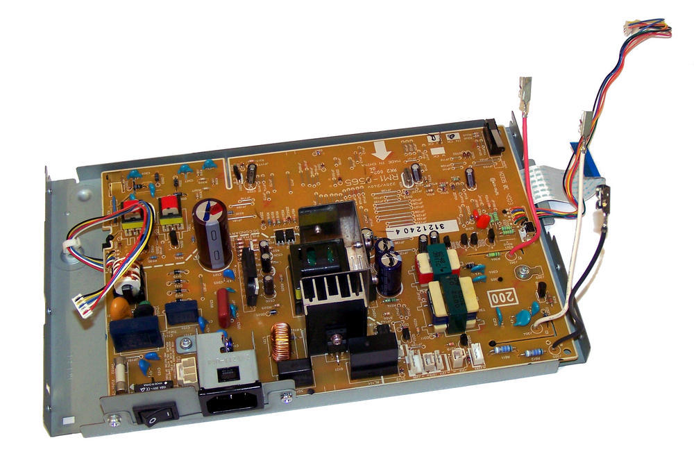 HP RM1-0565 LaserJet 1300 200V-240V Power Supply / Engine Controller Board Thumbnail 1