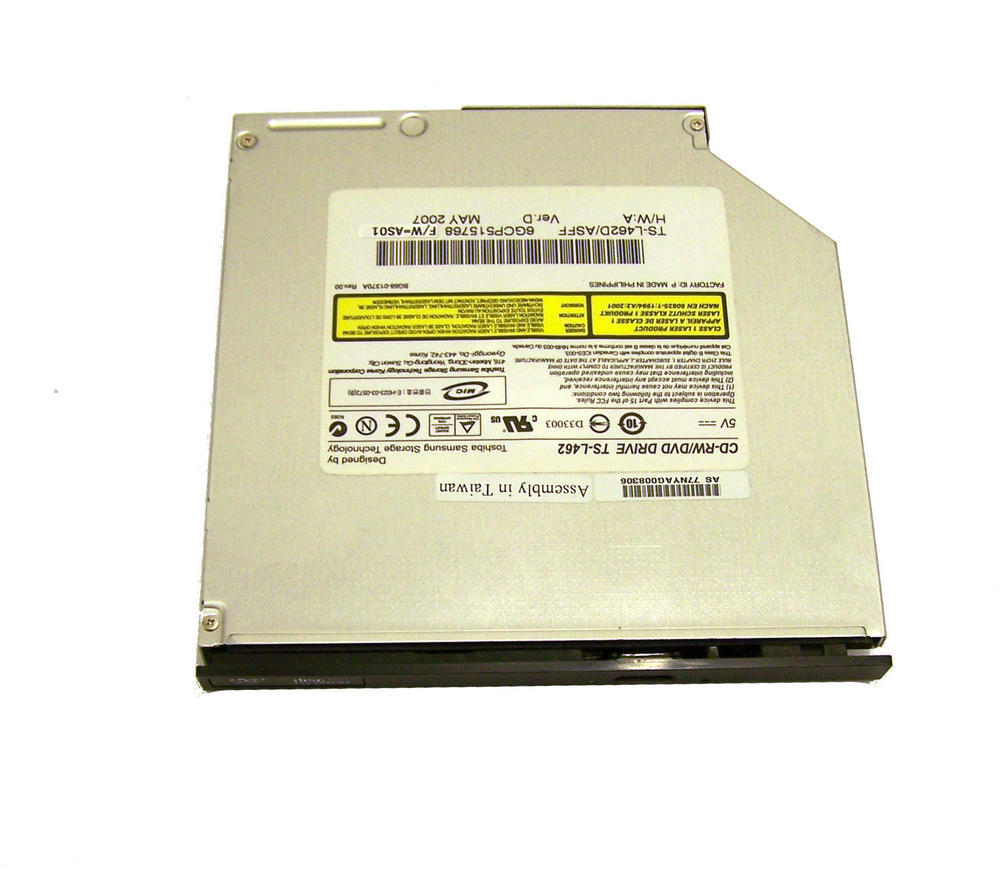 Asus 77NYAG008306 Z91FR DVD/CD-RW TS-L462 Combo Drive   RM Mobile One 945