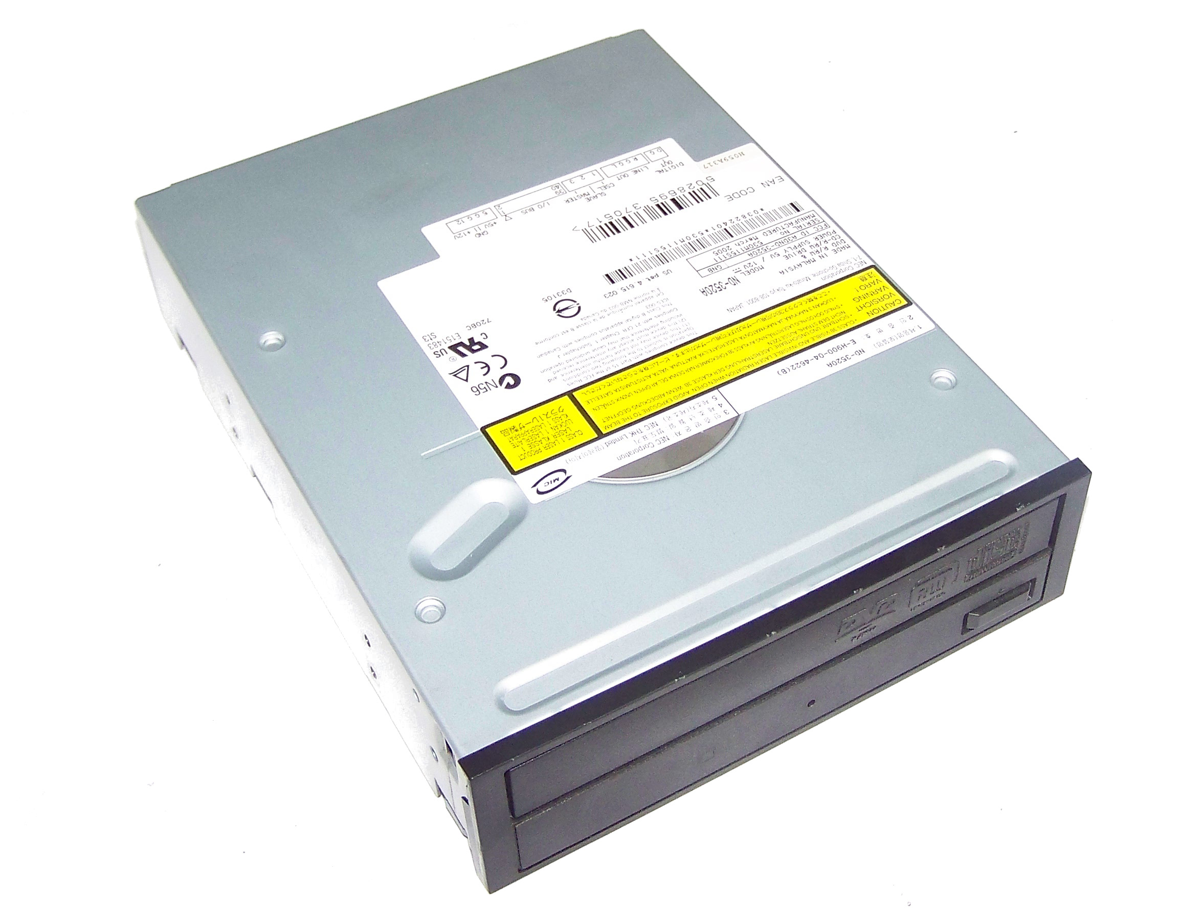 NEC DVD RW ND 3520A WINDOWS 10 DRIVER DOWNLOAD