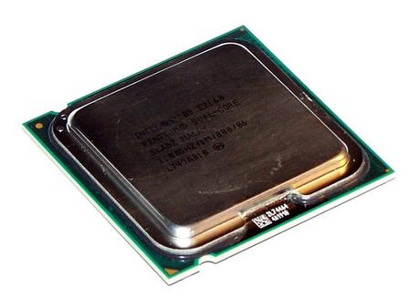 Intel HH80557PG0331M Pentium 2 Core E2160 1.8GHz Socket T LGA775 Processor SLA8Z