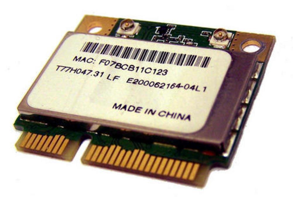 Atheros AR5B93 WLAN Mini PCIexpress Card 802.11a/b/g/n   T77H047.31 LF