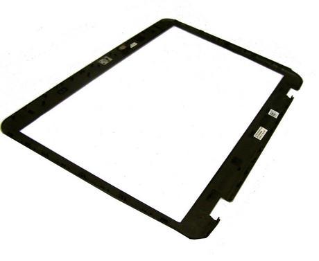 Dell 58JM7 Inspiron 15 N5010 Black LCD Trim Bezel | 058JM7 60.4HH10.001 Thumbnail 1