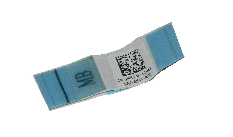 Dell M624F Vostro 1710 1720 LED Board Ribbon Cable | 0M624F Thumbnail 1