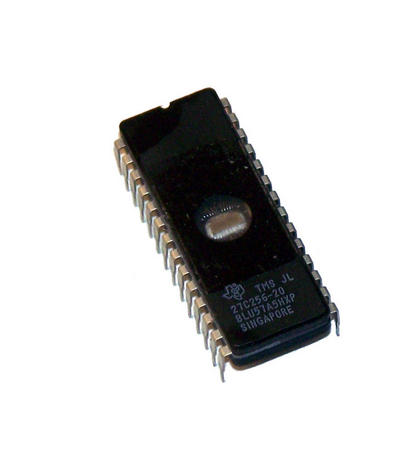 Texas Instruments 27C256-20 256KBit 200nS FDIP28W EPROM IC