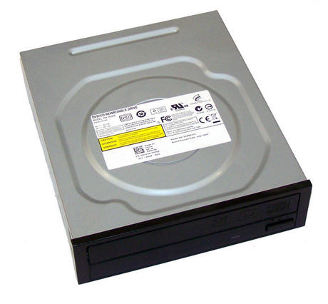 Dell G423R SATA H/H DVD-RW Drive with Black Bezel Model DH-16AAS | 0G423R