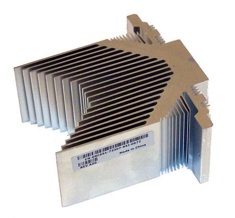 Dell RC651 OptiPlex 360 model DCSM 380 model DCSM1F CPU Heatsink | 0RC651 Thumbnail 1