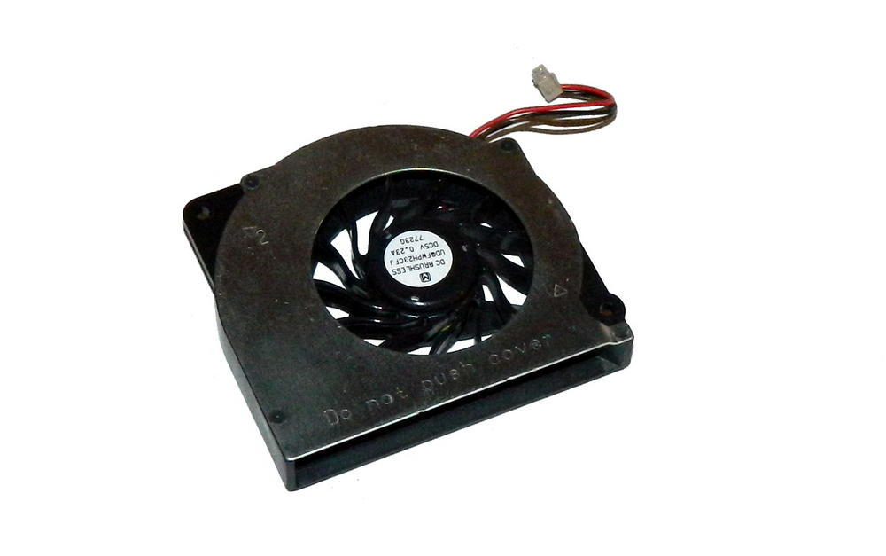 Minebea UDQFWPH23CFJ 5VDC 0.23A 3-wire Fan for Fujtisu Lifebook C1410