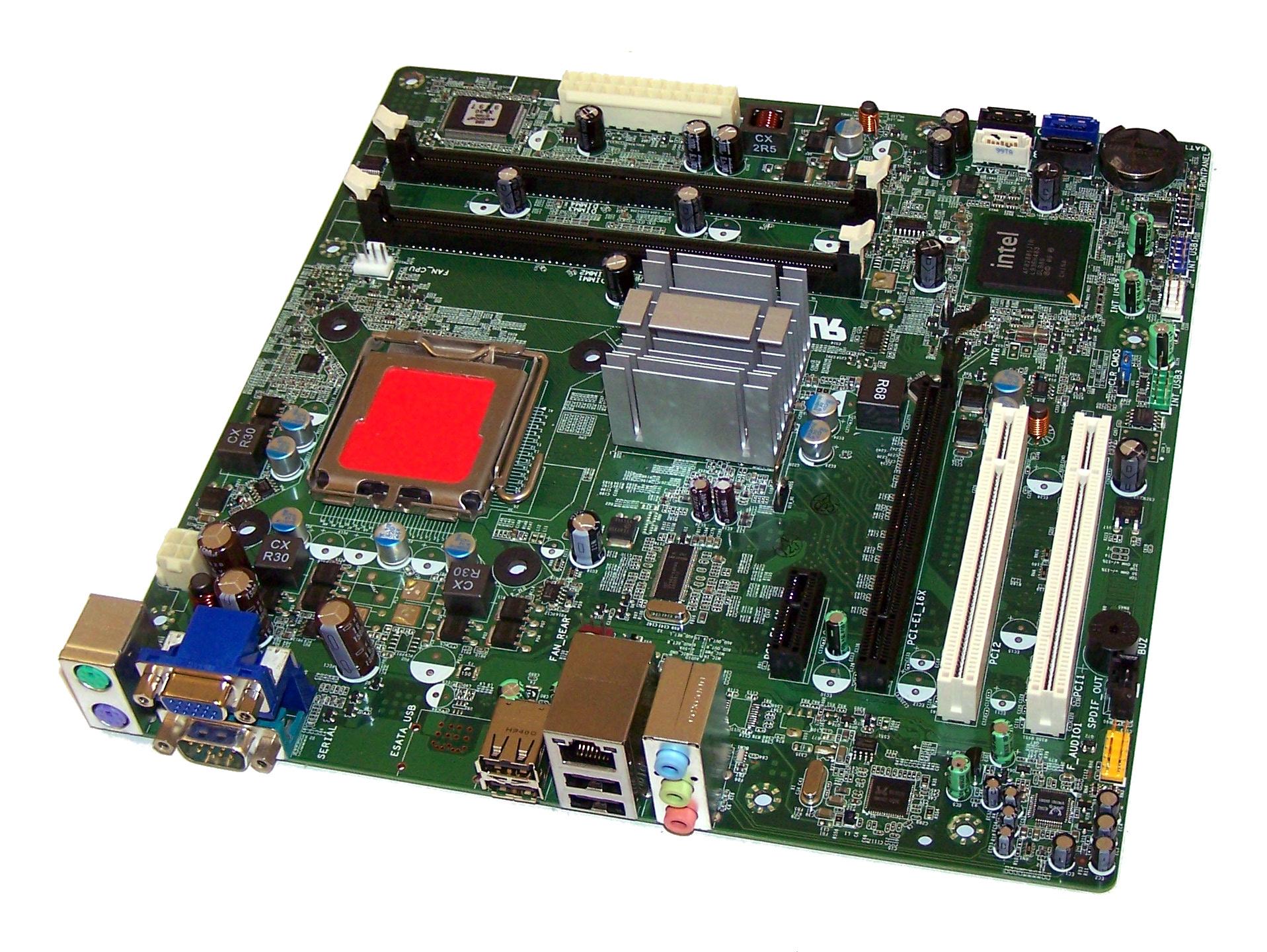 Dell JJW8N Vostro 220 Mini Tower Socket T LGA775 Motherboard | 0JJW8N