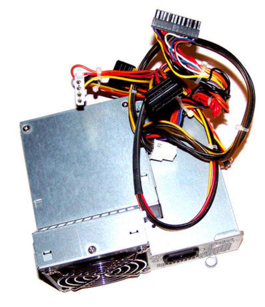 HP 379349-001 dc7600 SFF 240W Power Supply | Spares 381024-001 PS-6241-6HF Thumbnail 1