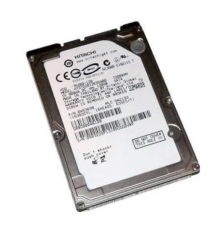 "Toshiba G8BC00046120 Hitachi 120GB 7.2K 2.5"" SATA HDD | MLC DA2193 pcb 0A53104"