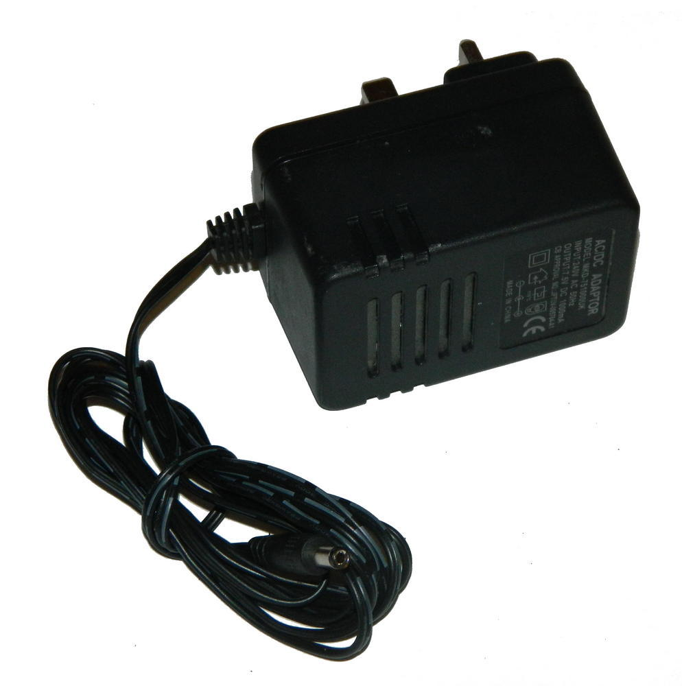 Generic MKD-751000UK 7.5VDC 1A UK Adapter with Barrel Connector Thumbnail 1