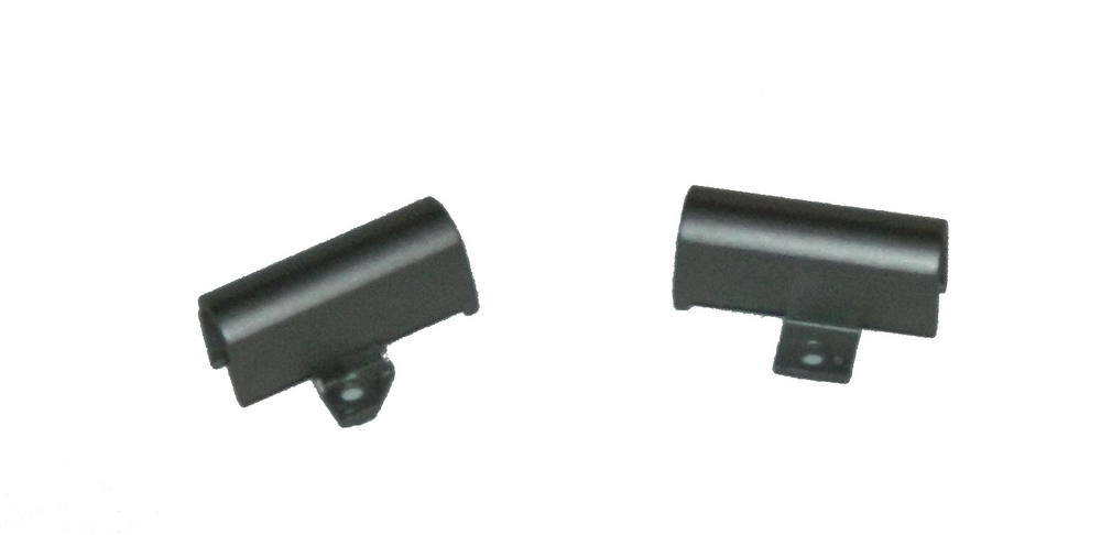 HP 486287-001 Compaq 6530b Display Hinge Covers Left and Right