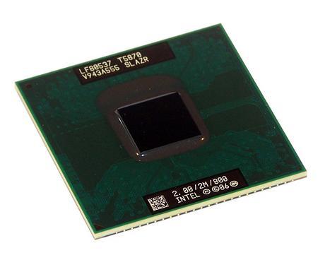 HP 500771-001 Compaq 2230s Core 2 Duo Mobile T5870 2.0GHz Socket P Processor