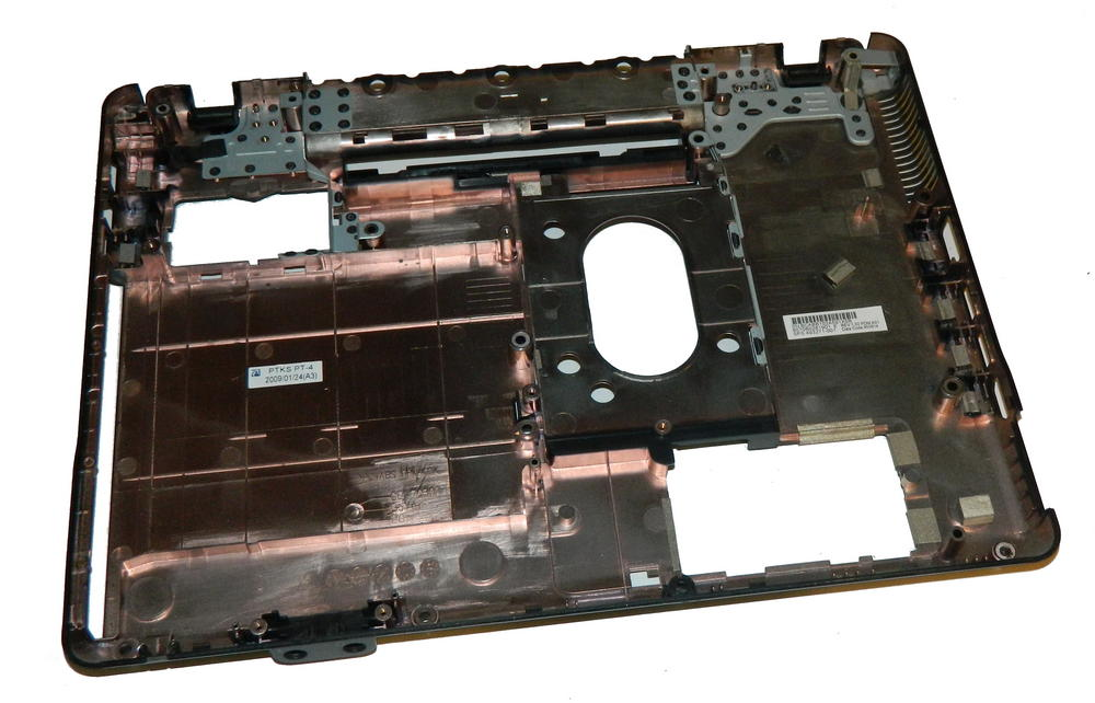 HP 493271-001 Compaq 2230s Lower Chassis Base Plastic | 6070B0281901