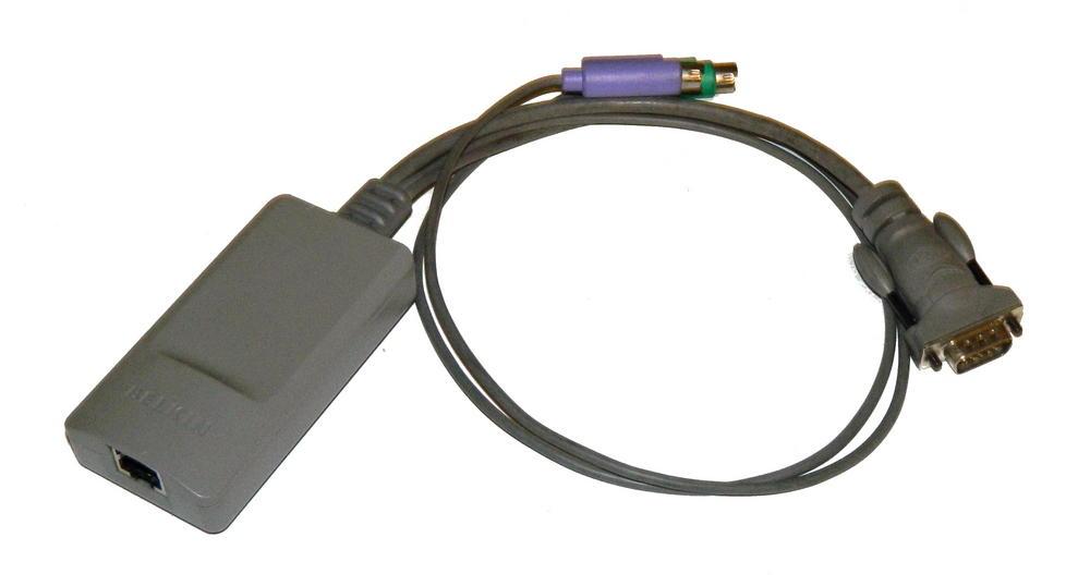 Belkin F1DP101A-DP OmniView SMB KVM PS/2 Server Interface Module