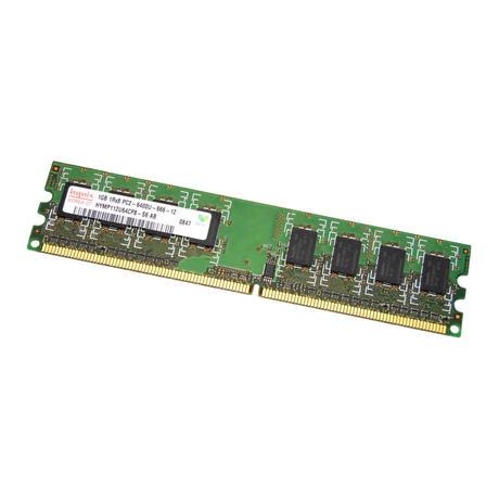 Hynix HYMP112U64CP8-S6 AB (1GB DDR2 PC2-6400U 800MHz DIMM 240-pin) Memory Module