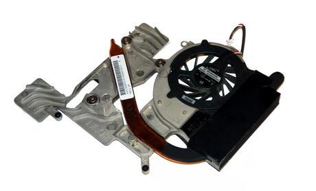 Acer 34ZR3TATN06 Aspire 5050 Processor Heatsink and Fan | Adda AD5205HB-EB3 Thumbnail 1