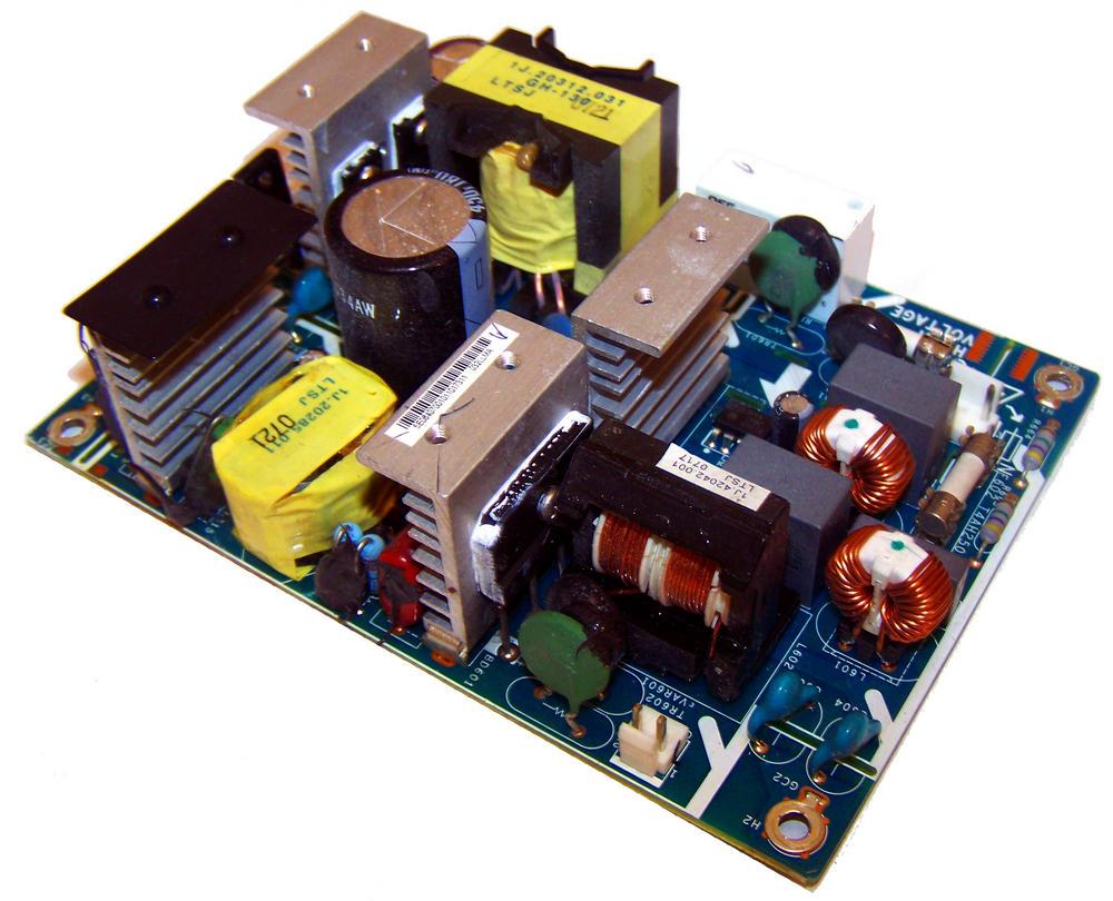 Tai Hong 387N2033-01R Sony LMD-2450W G1 Monitor Power Supply Board