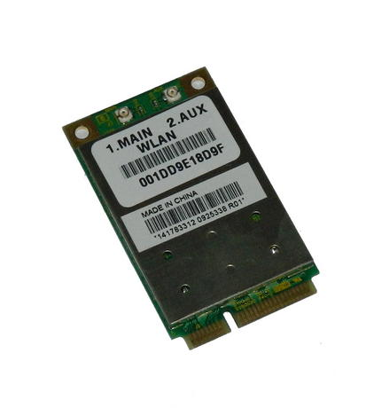 Sony 1-417-833-12 PCG-7113M Mini PCIe WiFi Card AR5BXB63  | 141783312 Thumbnail 1
