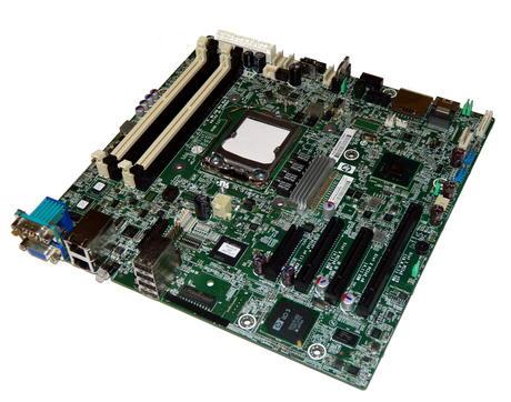 HP 625809-002 ProLiant ML110 G7 Socket H2 LGA1155 Motherboard   SPS 644671-001