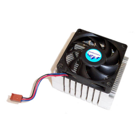 Foxconn PKP111G01D32W Socket 478 CPU Heatsink and Fan | 3-Pin Thumbnail 1