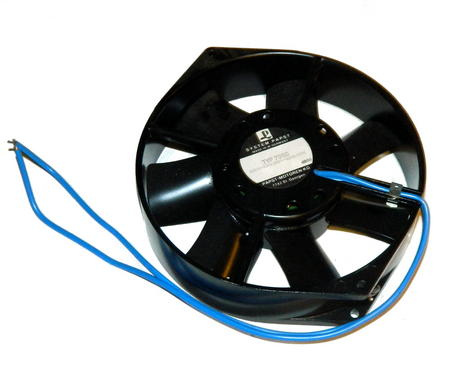 Papst TYP 7950 220VAC 44W 150mm x 38mm Chassis Fan 2-Wire Unterminated 30cm Thumbnail 1