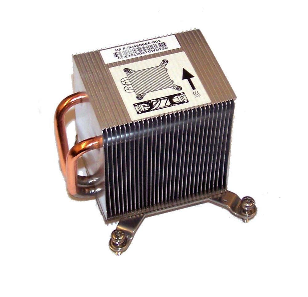 HP 450666-001 dc5800 MT Microtower SFF Small Form Factor CPU Heatsink
