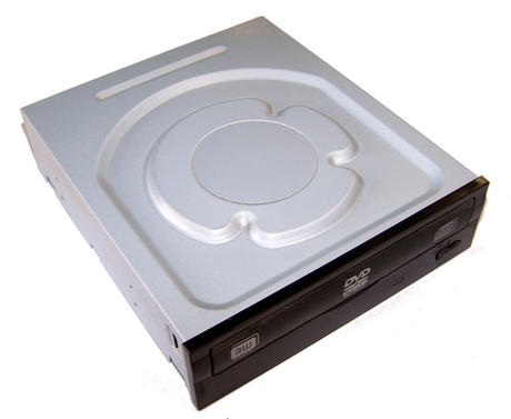 Phillips LiteOn iHAS122-18B SATA H/H DVD-RW Dual Layer | Black Bezel iHAS120 471 Thumbnail 1