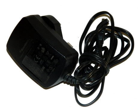 RIM HDW-17957-001 UK 5VDC 750mA Mini USB Charger | PSM04R-050CHW Thumbnail 1