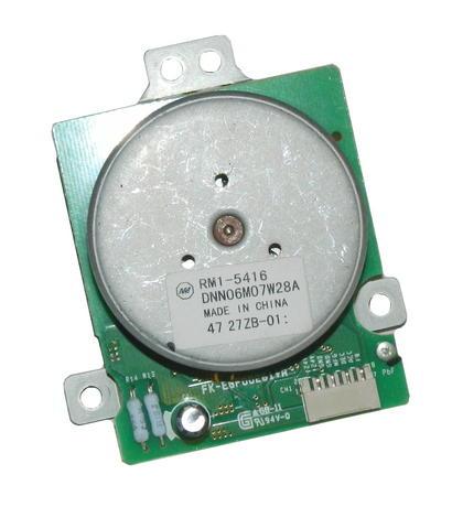 HP RM1-5416 LaserJet CP2025 Pro M451 Drive Motor | Minebea DNN06M07W28A