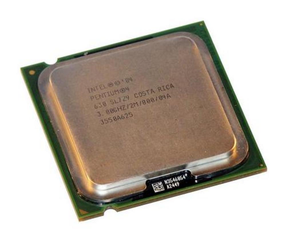 Intel JM80547PG0802M 3.0GHz Pentium 4 630 Socket T LGA775 Processor SL7Z9