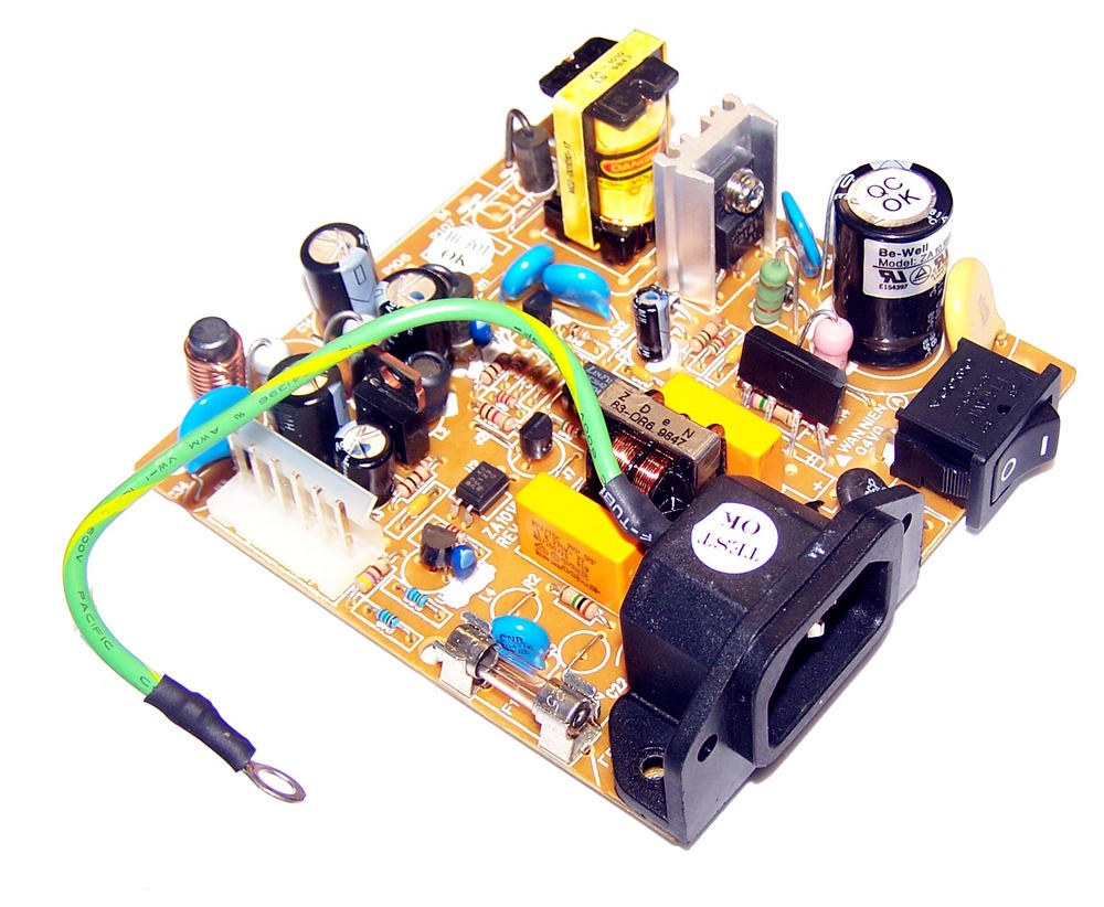 Be-Well ZA1018 Power Supply for D-Link DE-816TP