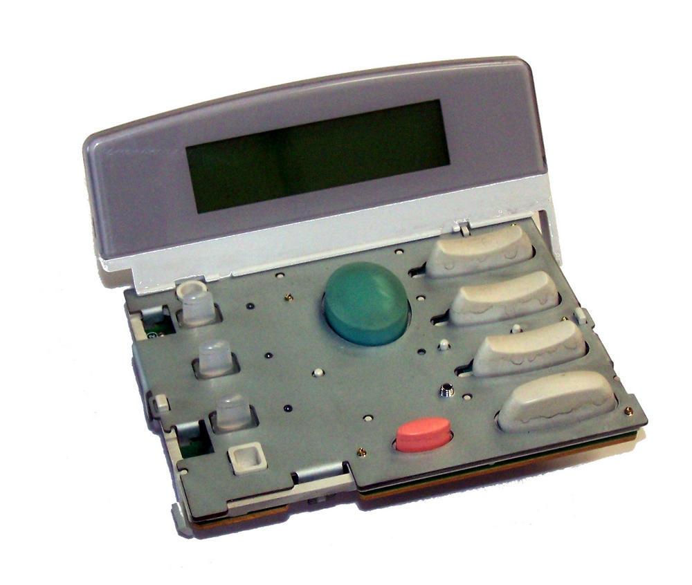 HP RG5-2666 LaserJet 4000 4050 LCD Operator Control Panel