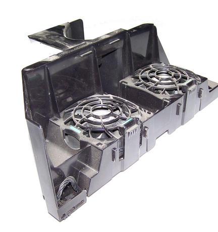 HP 468761-001 Workstation Z800 Dual Cooling Fan Thumbnail 1