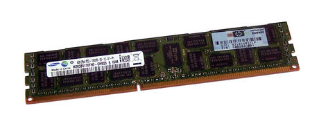 HP 500203-061 Samsung M393B5170FH0-CH9Q5 4GB PC3-10600R ECC Reg Server DIMM