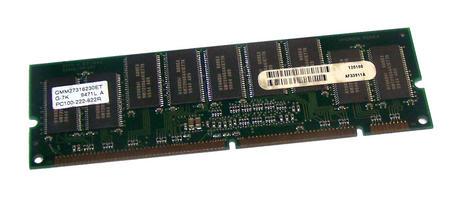 Fujitsu AF33911A 128MB SDRAM PC133R 133MHz ECC DIMM 168-pin RAM Module | Hyundai