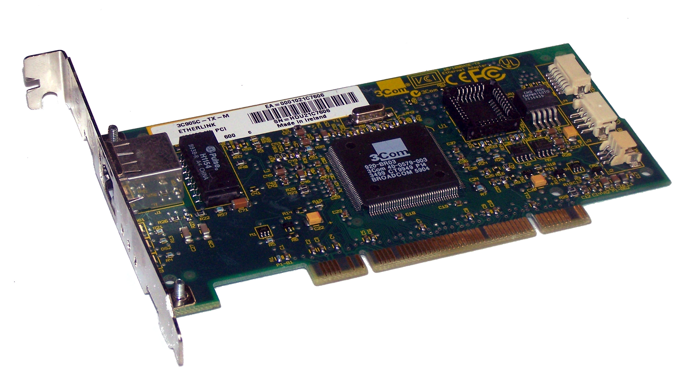 Driver for 3Com Etherlink XL 10/ 3CC-TX