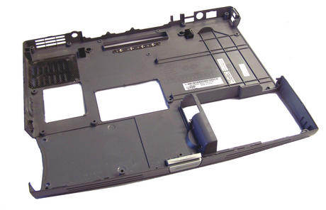 Dell D4560 Latitude D610 Lower Chassis Base Plastic | 0D4560 Thumbnail 1