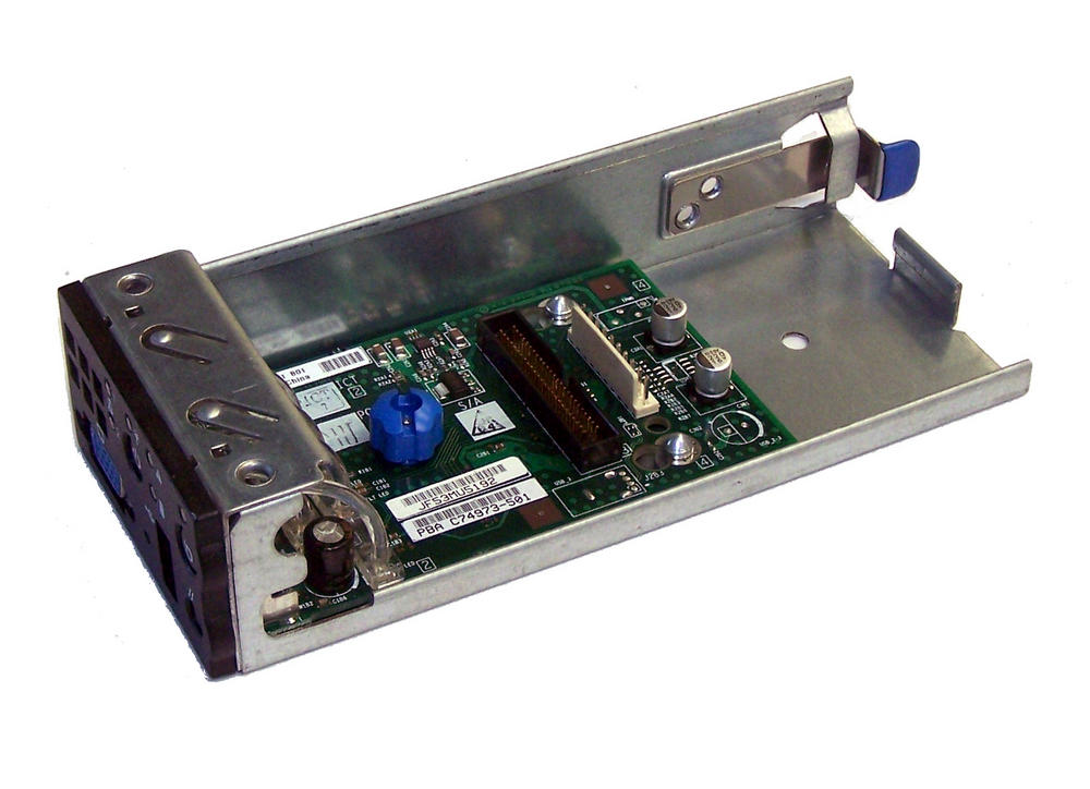 Intel C74973-501 SR1400 SR2400 Front Chassis IO Panel Assembly