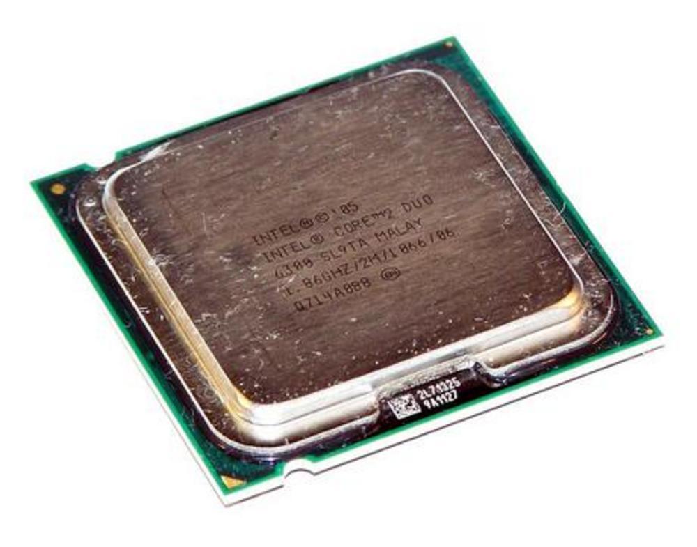 Intel HH80557PH0462M Core 2 Duo E6300 1.86GHz Socket T LGA775 Processor SL9TA