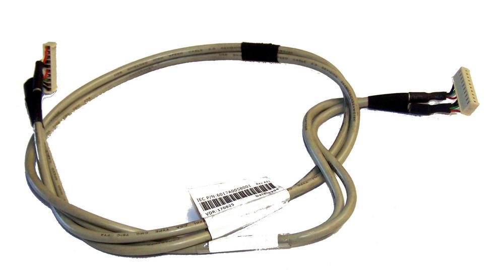 IEC 6017A0058001 Intel SR2400 Front Panel USB Cable
