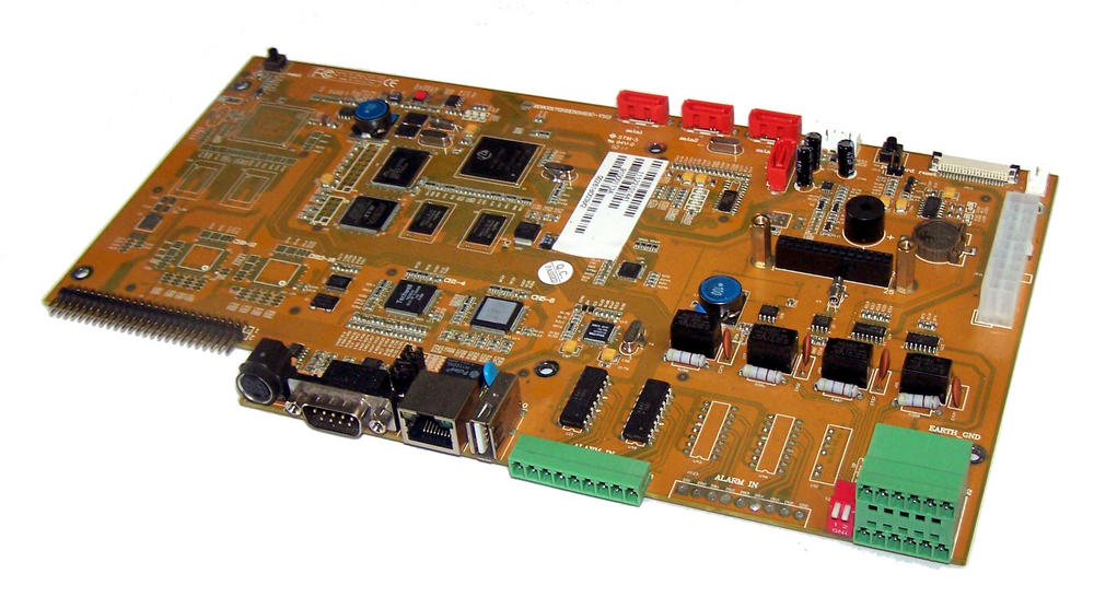 COP Security 91000113A INS-DVR08 Motherboard