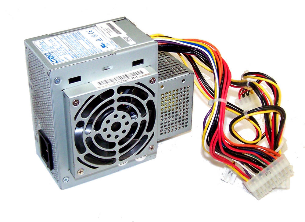 Compaq 251625-001 Evo D300v Microtower 120W Power Supply | LiteOn PS-5141-6CG
