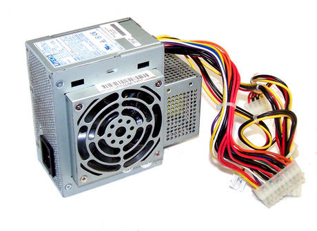 Compaq 251625-001 Evo D300v Microtower 120W Power Supply | LiteOn PS-5141-6CG Thumbnail 1